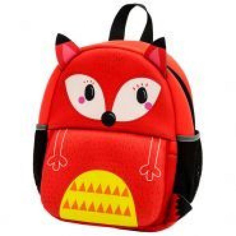 Рюкзак 1 отделение 3 кармана Berlingo Kids Foxy