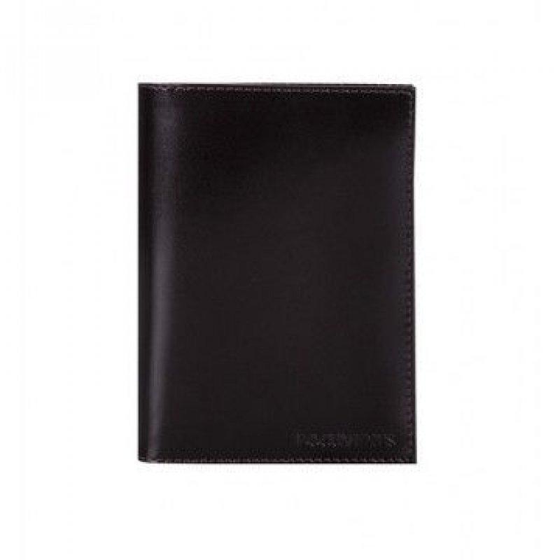 Обложка для автодокументов Fabula Classic нат кожа коричневый
