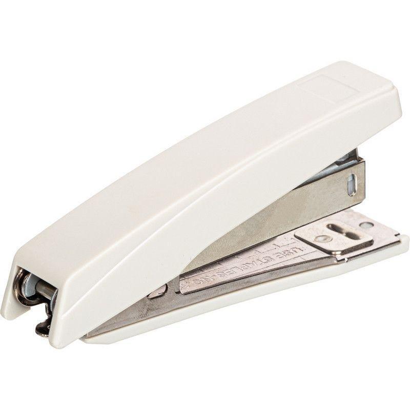 Степлер №10 Attache 10л с антистеплером серый