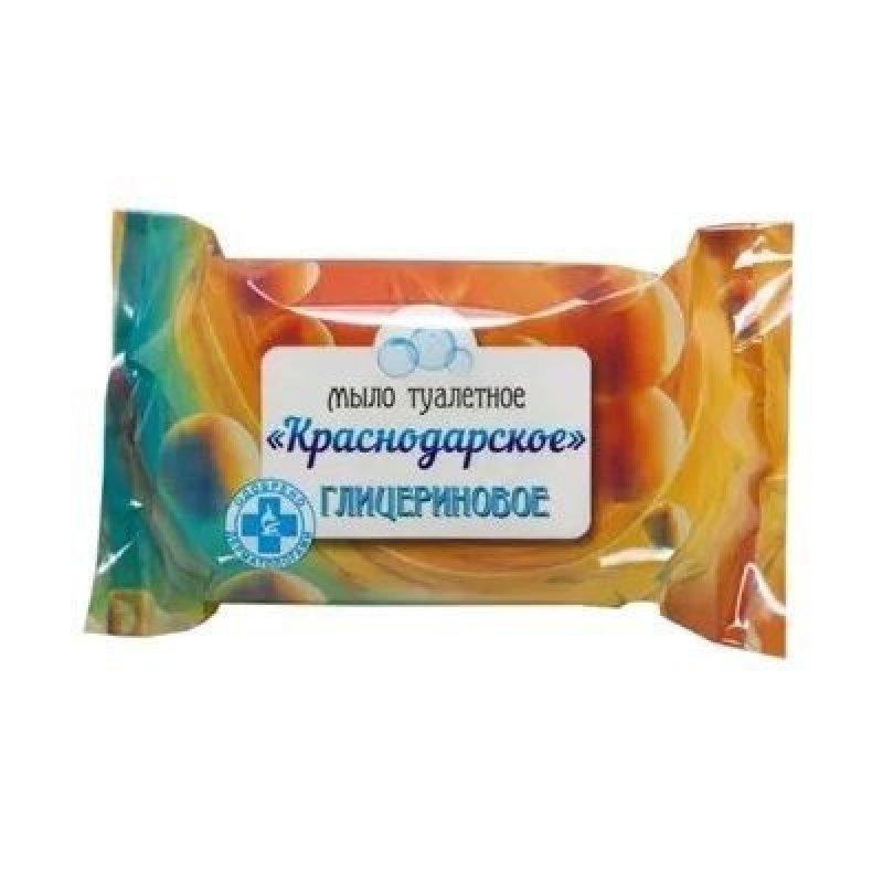 Мыло 100гр Краснодарское глицериновое
