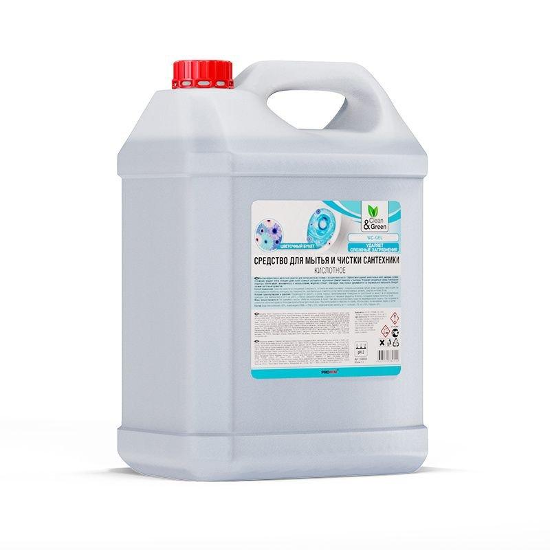 Средство для уборки 5л Мегасан