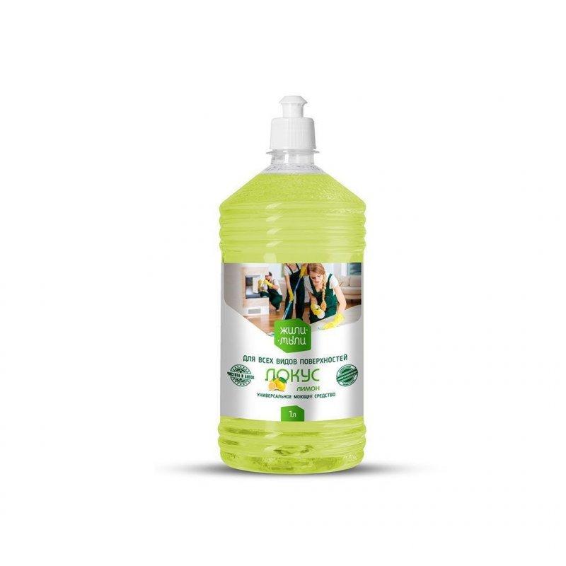Средство для мытья Локус 1л универсальное Лимон