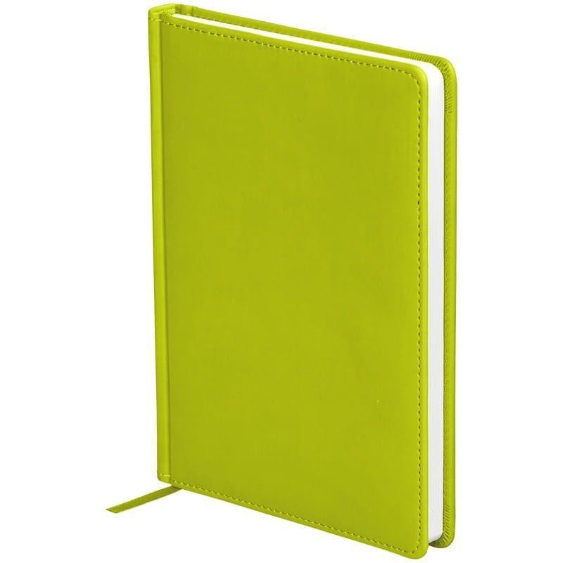 Ежедневник датированный A5 2021г OfficeSpace Winner 176л кожзам салатовый
