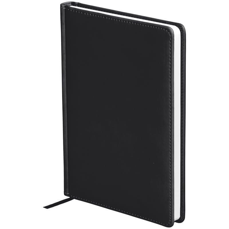 Ежедневник датированный A5 2021г OfficeSpace Winner 176л кожзам черный