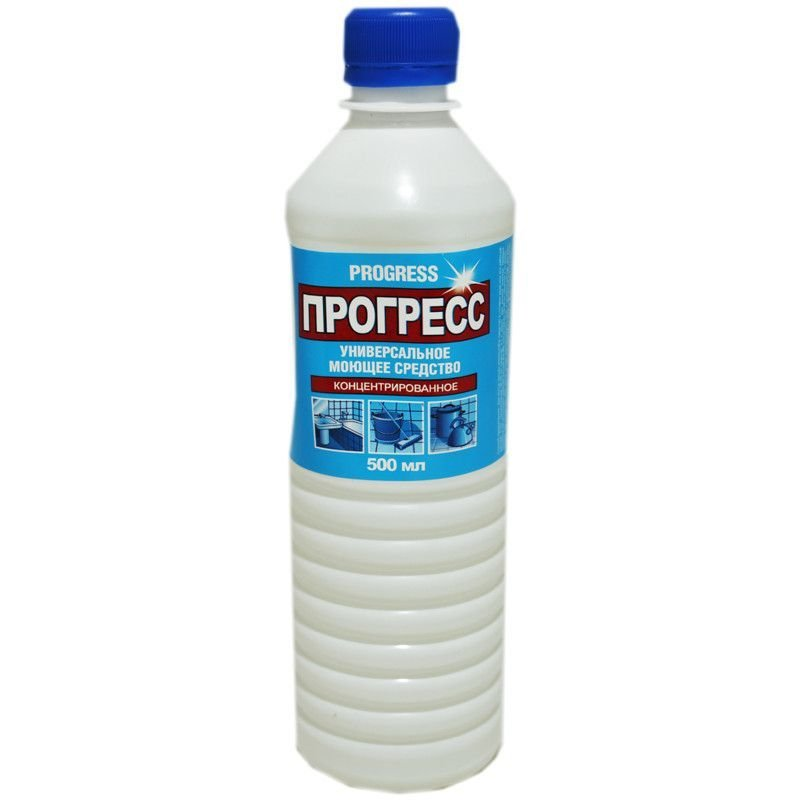 Средство для мытья Формула Прогресс 500мл универсальное Жили-мыли