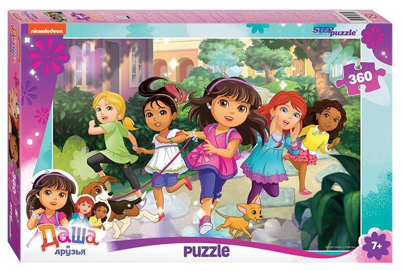 Мозаика puzzle 360 Даша и друзья