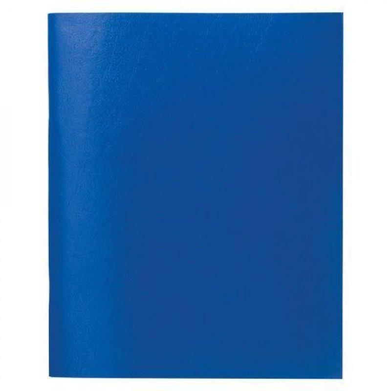 Тетрадь 48л Staff Эконом бумвинил клетка с полями синяя скоба