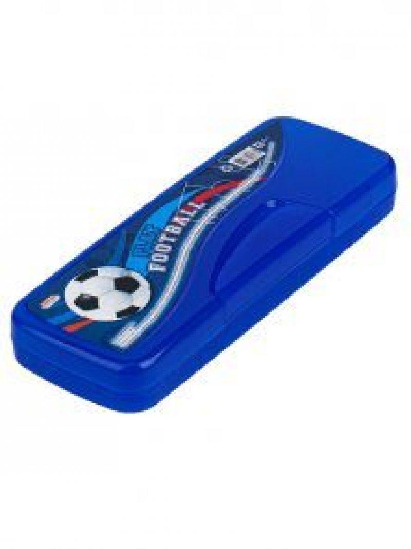 Пенал Крутой футбол (ПН-6937) пластик