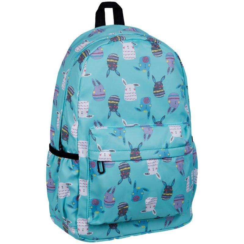 Рюкзак ArtSpace Pattern Funny bunny 41*28*14cм 1 отделение 3 кармана