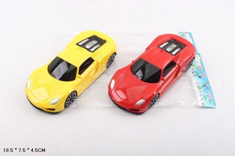 Автомобиль пластмассовый механический