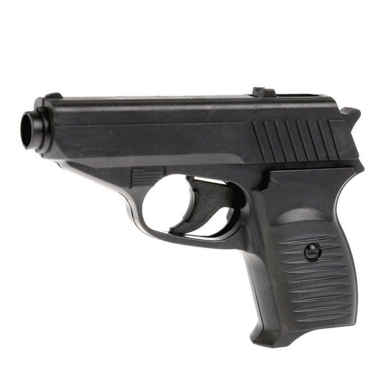 Пистолет  с пульками в пакете