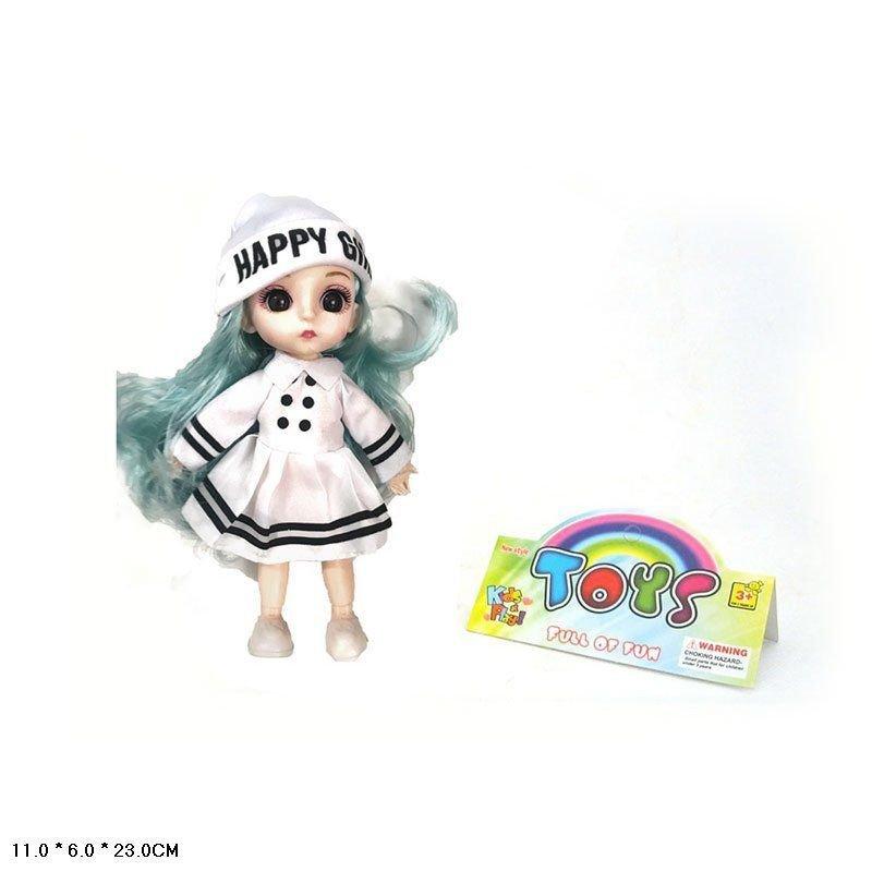 Кукла с пони в пакете 168-14