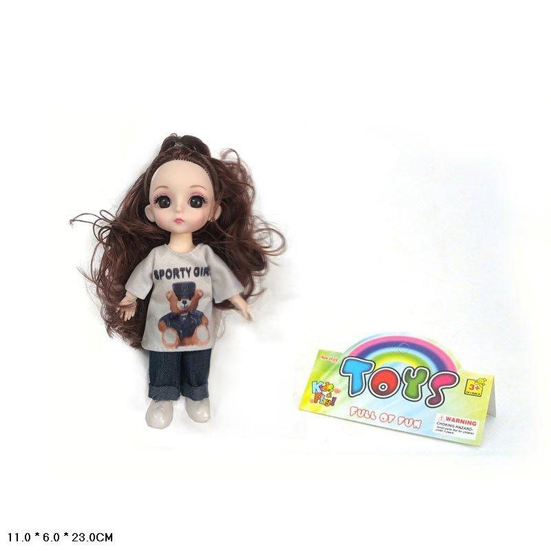 Кукла с пони в пакете 168-11