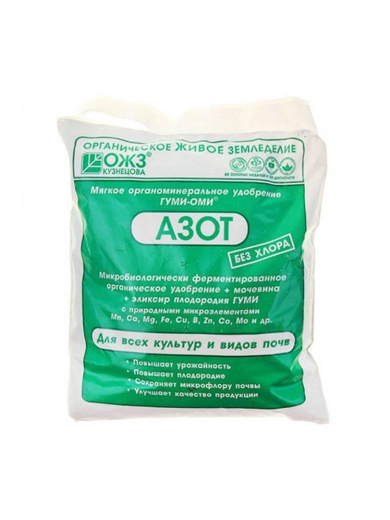 Удобрение карбамид (мочевина) гуми-оми-азот 0,5 кг