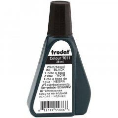Штемпельная краска Trodat 28мл черная