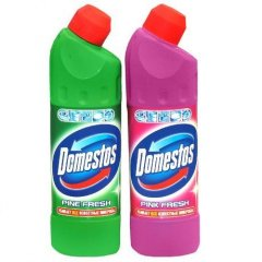 Чистящее средство для сантехники 500мл ассорти Доместос