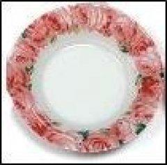 Тарелка 220мм Пионы суповая Pasabahce стекло