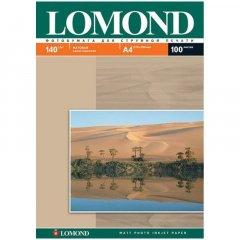 Фотобумага Lomond А4 140г/м2 100л односторонняя матовая