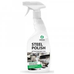 Чистящее средство для металла Grass Steel Polish 600мл курок