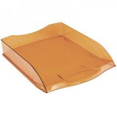 Поддон горизонтальный Berlingo тонированный оранжевый